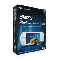 BlazeVideo PSP Converter Suite
