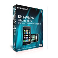 BlazeVideo iPhone Flick
