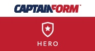 CaptainForm - Hero
