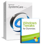 Advanced SystemCare PRO with eBook (for extra 2 PCs)