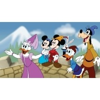 Disney: Mickey's Typing Adventure Starring Mickey Mouse and Friends