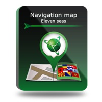 Navigation map