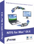 Paragon NTFS for Mac OS X 10.0