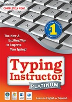 Typing Instructor Platinum - Windows