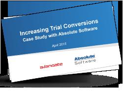 Absolute: Increasing Trial Conversions