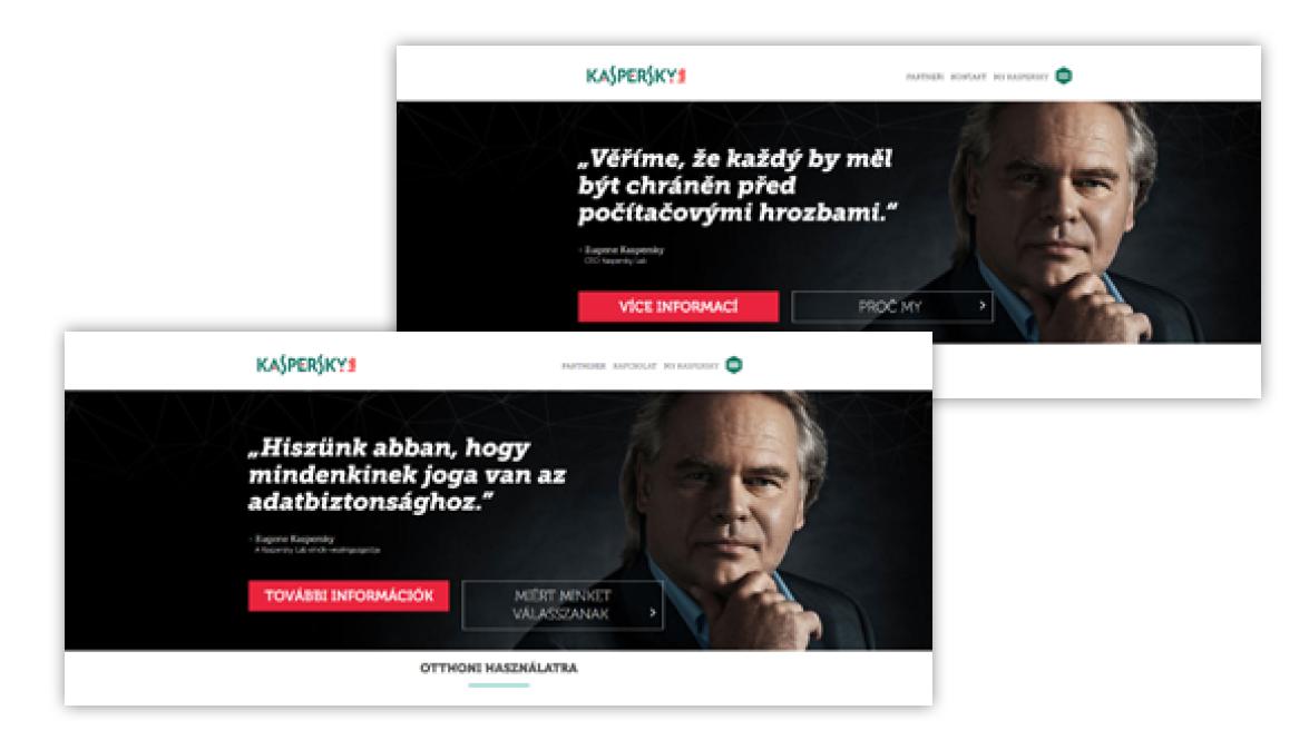Kaspersky Marektokaces examples