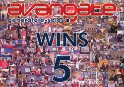 Avangate Wins 5!