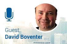 Guest: David Boventer