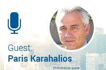 Guest: Paris Karahalios