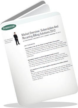 Receive your complimentary copy of the Forrester Report