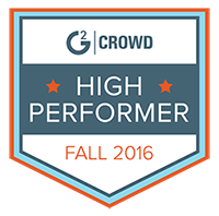 G2 Crowd Fall 2016 Report