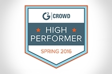 G2 Crowd Spring 2016 Report