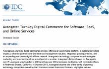 IDC Report - Avangate Profile Vendor