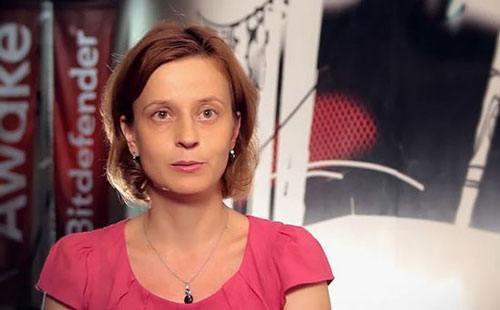 Mihaela Paun, Global Online Programs Director, Bitdefender