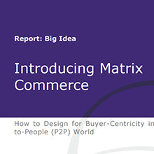 Introducing Matrix Commerce