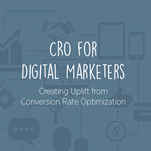 eBook: CRO for Digital Marketers