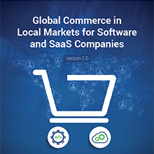 Global Commerce in Local Markets for Software and SaaS Companies
