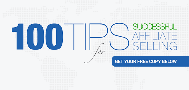 100 Tips For Successful Affiliate Selling