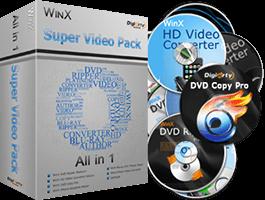 WinX Super Video Pack