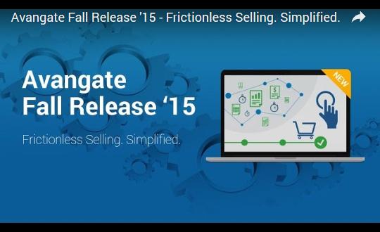 Avangate Fall '15 Release