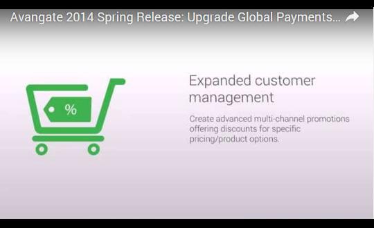 Avangate Spring '14 Release