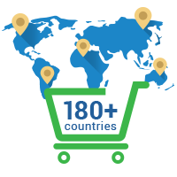Embrace global commerce with multiple methods of payment