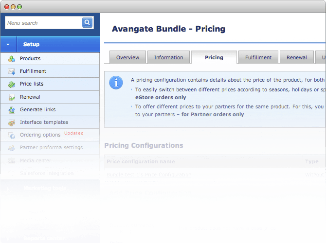 Pricing strategy for increased software sales